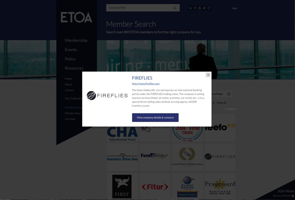ETOA Membership 2