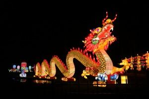 Kínai fény fesztivál